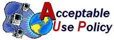 Acceptible Use Policy